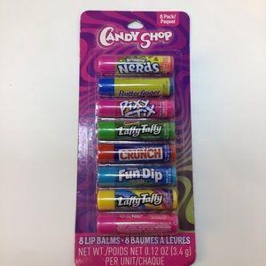Candy shop lip balm